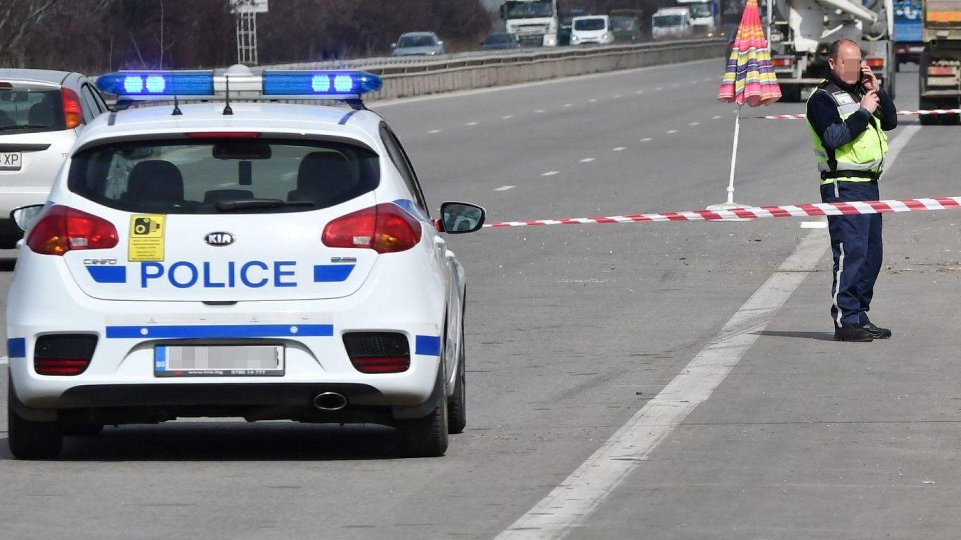 Снимка: Бебе загина при тежка катастрофа с автомобила на Лютви Местан
