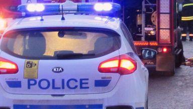 Тежка катастрофа с две коли и камион край Сливен - има загинал и ранени