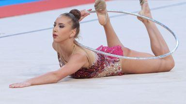 Катрин Тасева е №1 за сезона в Световната купа