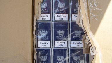Митничари откриха цигари в кашони с кроасани