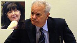 Вдовицата на Слободан Милошевич почина в Русия