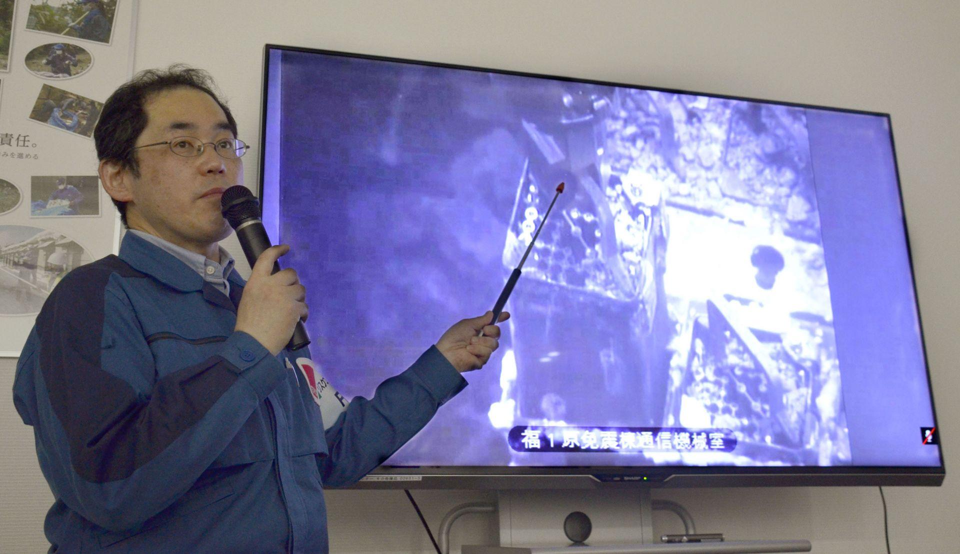 Работници от ТЕЛКО дистанционно извършват операция за премахване на горива на 3-и блок на атомната електроцентрала Фукушима