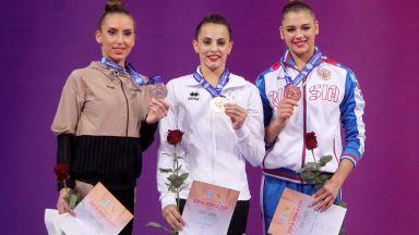 Руските гимнастички също се уплашиха от коронавируса