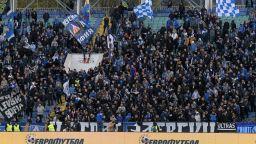 УЕФА отново наказа Левски, но този път санкцията е по-лека