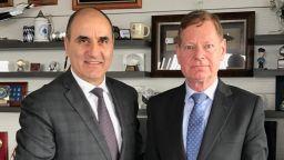 Цветан Цветанов изрази амбиции за дългосрочно сътрудничество със СДС