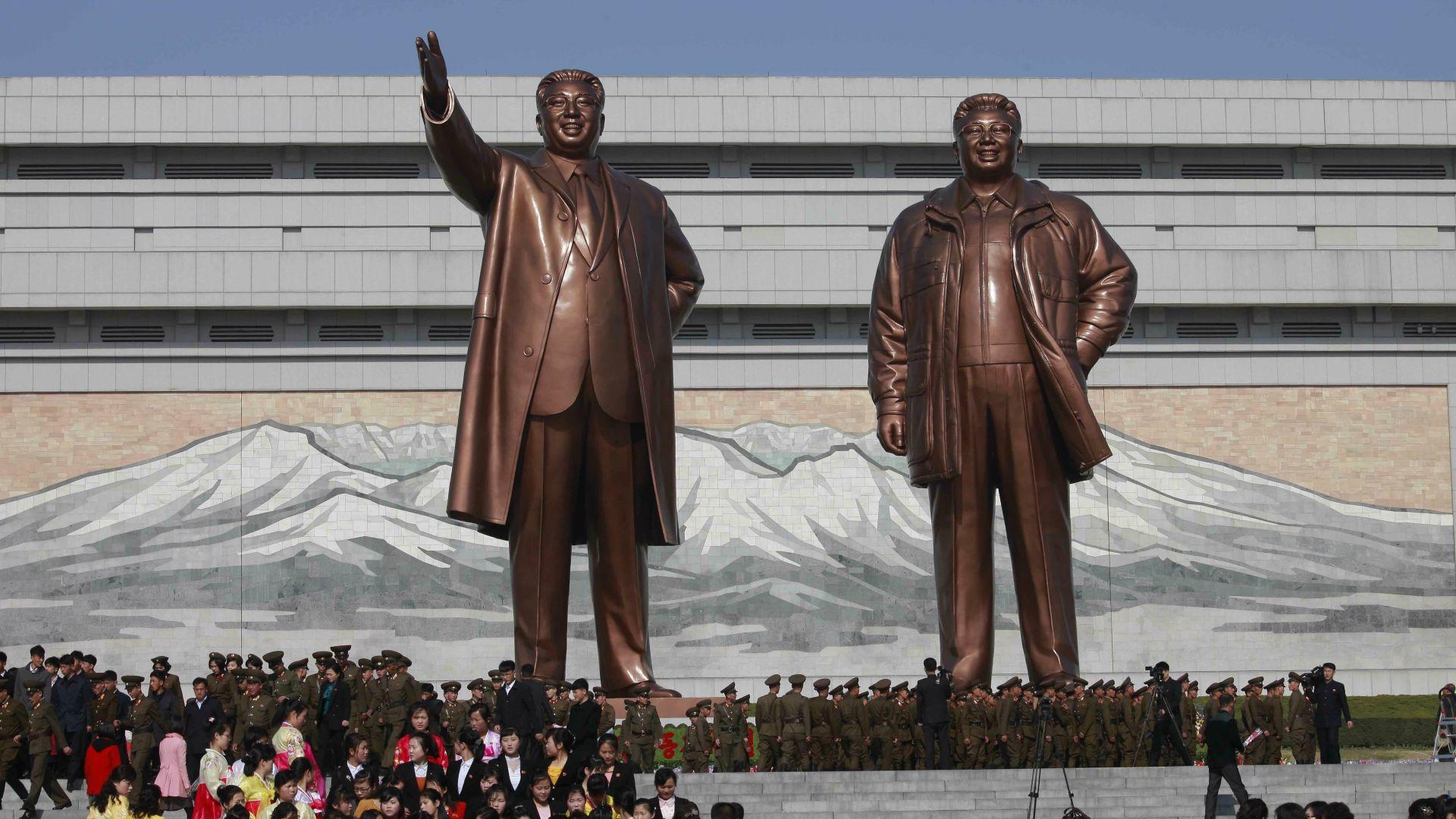 Глад заплашва Северна Корея заради наводнения и жеги