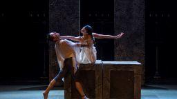 """Най-великата любовна история на всички времена с балет """"Арабеск"""""""