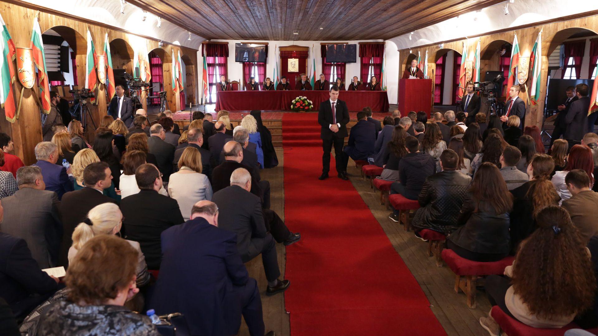 Честваме 140 г. от Търновската конституция