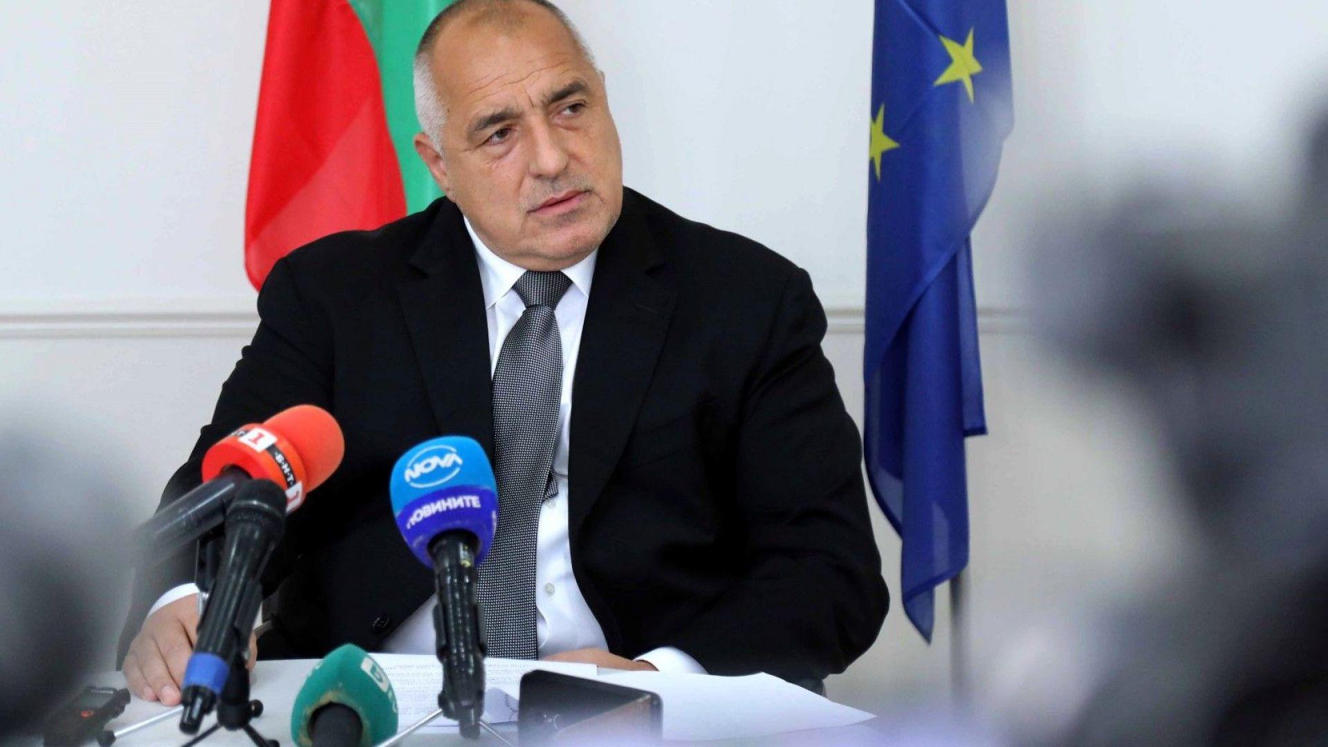 Какво каза Борисов в Мюнхен за заводите,  бизнеса и оставката на Тереза Мей