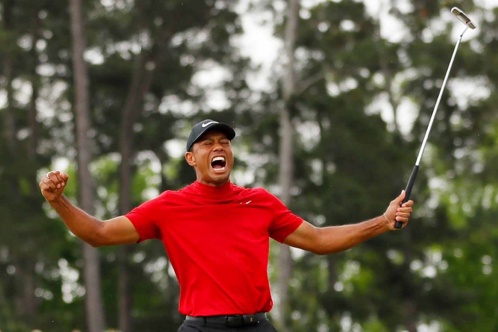 """Историята със спечеления от него """"Мастърс"""" миналия уикенд вдъхнови не един спортен ас в света, както и върна лентата към големи завръщания през годините."""