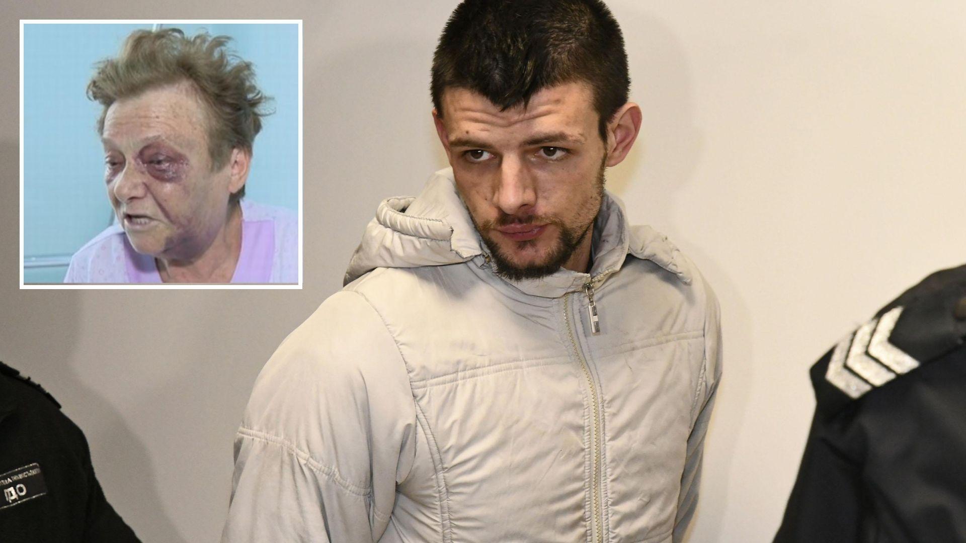 Софийският районен съд остави в ареста 24-годишния Габриел Иванов, който