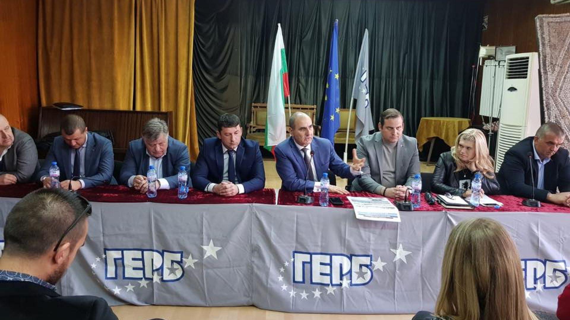 Снимка: Цветанов: Кампанията за евроизборите ще е мръсна, а още по-мръсна ще е на местните