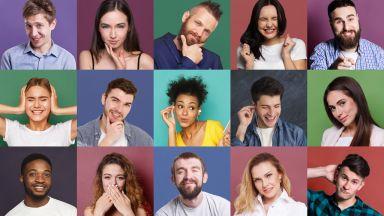 Веждите и други лицеви характеристики са се появили, за да изразяваме емоциите си