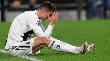 Десет от най-тежките моменти в кариерата на Кристиано