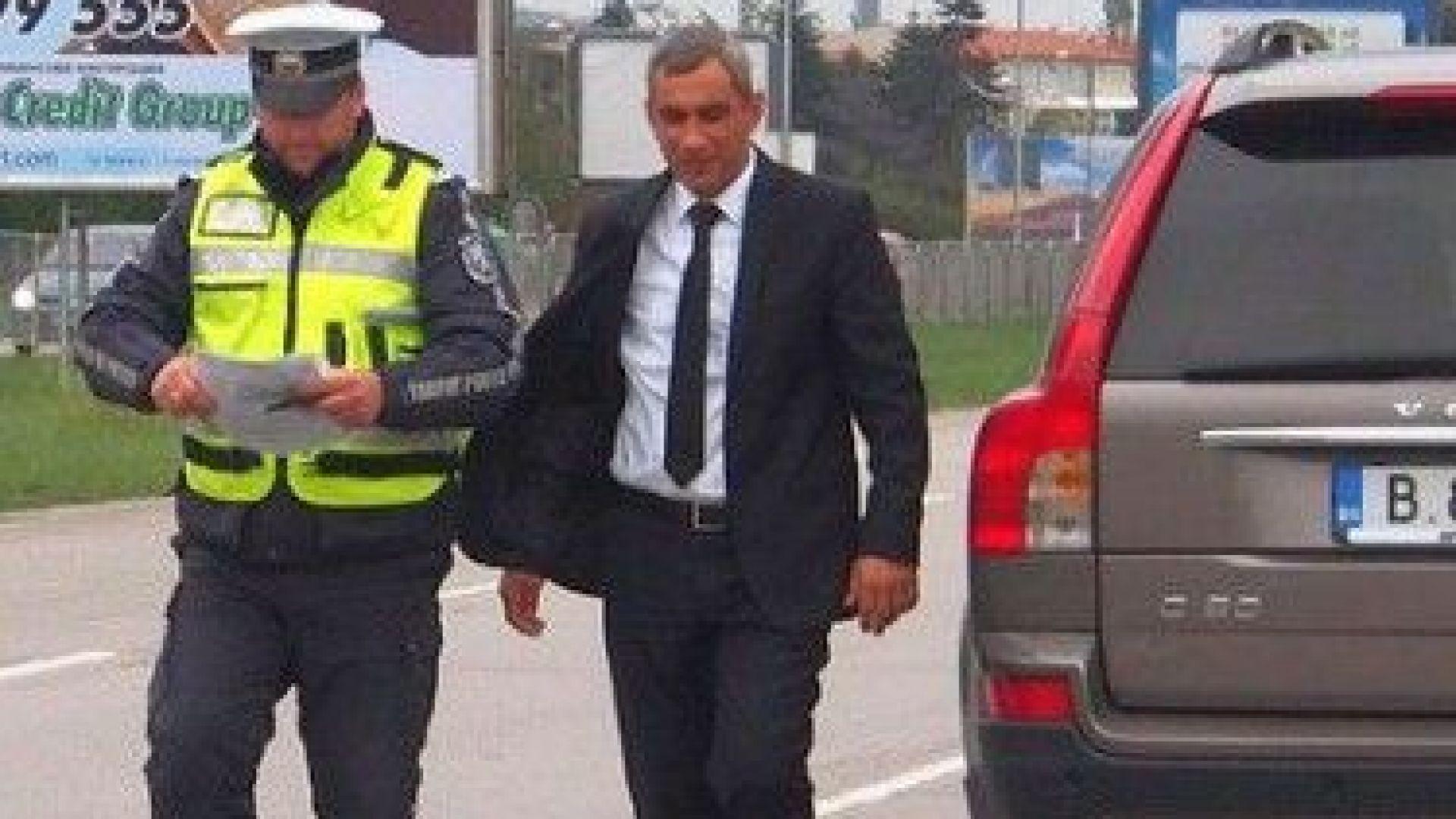 Снимка: 3 г. условно за бивш кмет, признал, че е харчил служебни пари за гориво