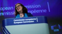 ЕС е готова за търговски прегевори със САЩ, но Вашингтон не е