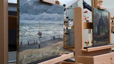 Откраднати картини на Ван Гог се връщат в музея му в Амстердам