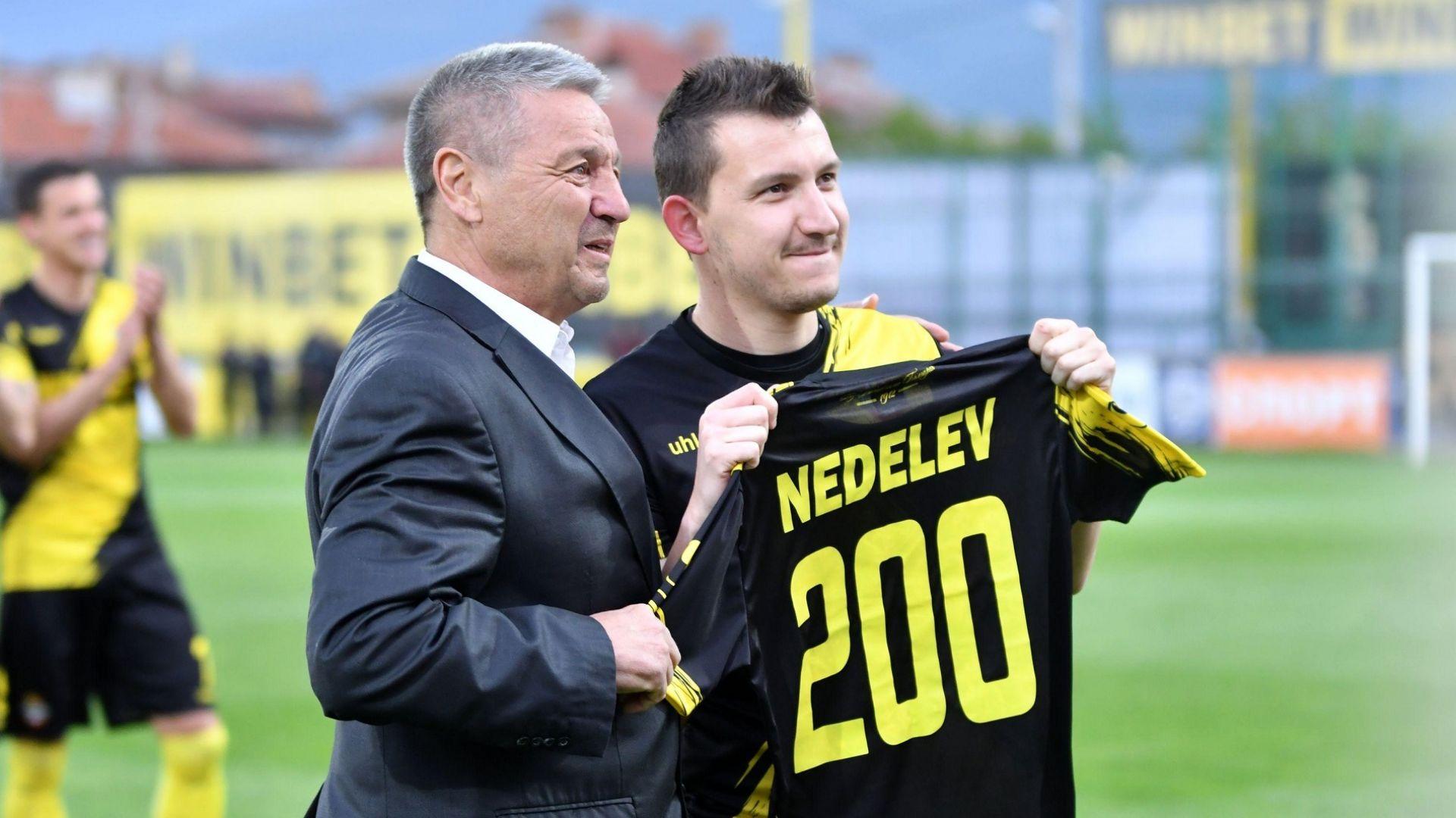 Тодор Неделев ясно показа мнението си за трансфер в Левски