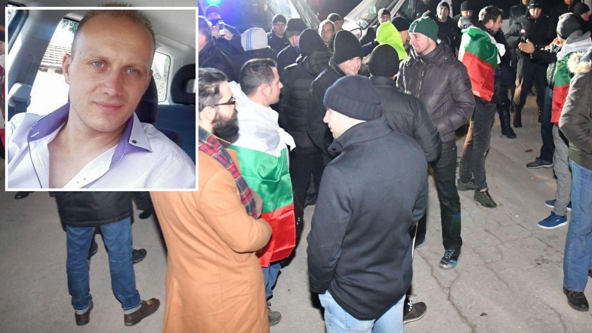Снимка: За първи път говори пребитият от роми във Войводиново командос