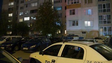 Задържаха във влака за Варна сина на убитата жена в София