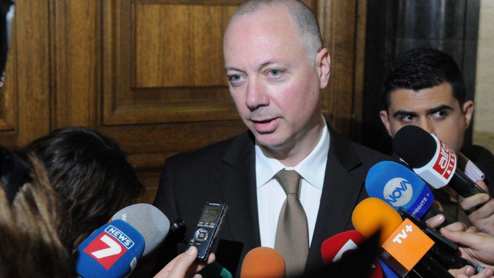 Росен Желязков призна за корупция в Автомобилна администрация