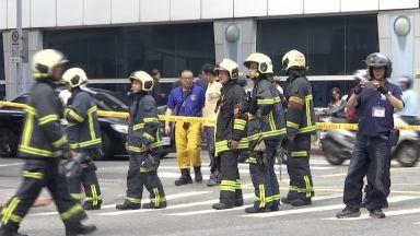 Силно земетресение разтърси Тайван