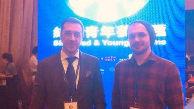 Българският изпълнител Рафаел с награда в Китай
