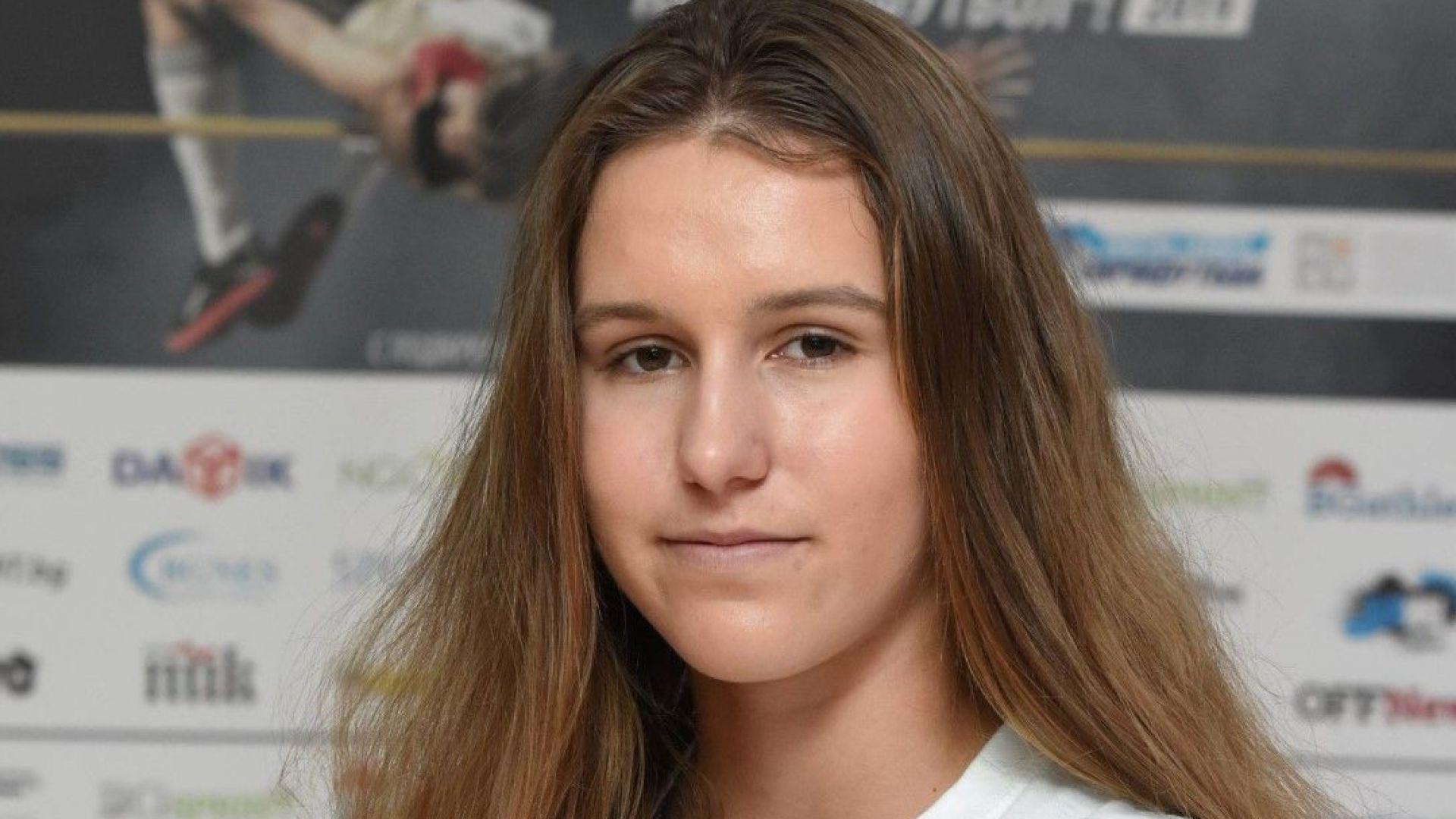 Гергана Топалова достигна осминафинал в Португалия