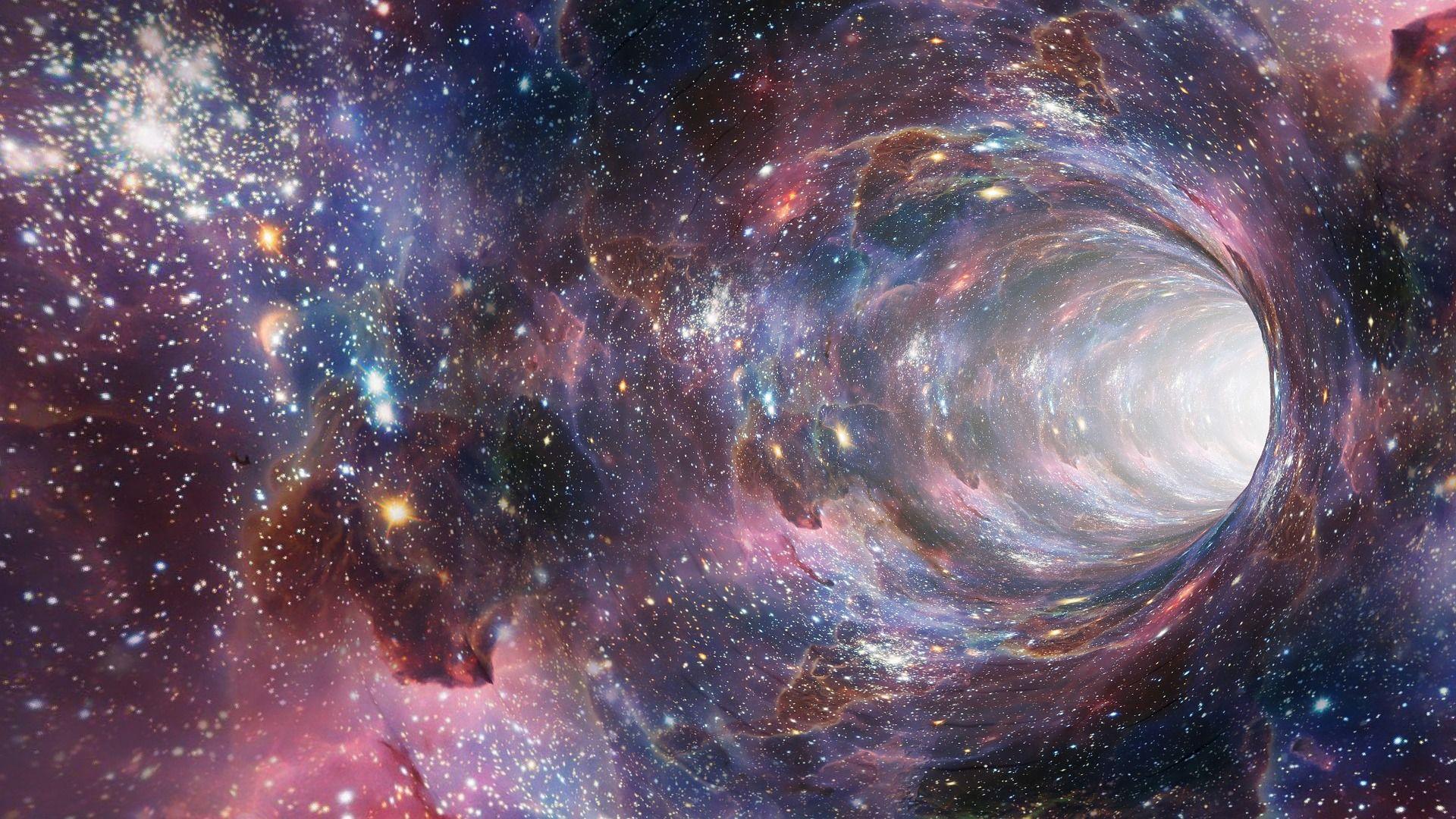 Учените откриха как да наблюдават червееви дупки