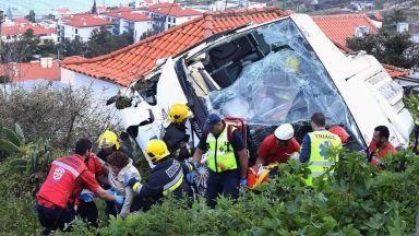 """""""Тъга и шок"""" в Германия: Всички 29 загинали при катастрофата в Мадейра са германци"""