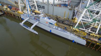 САЩ ще създадат безпилотен боен флот