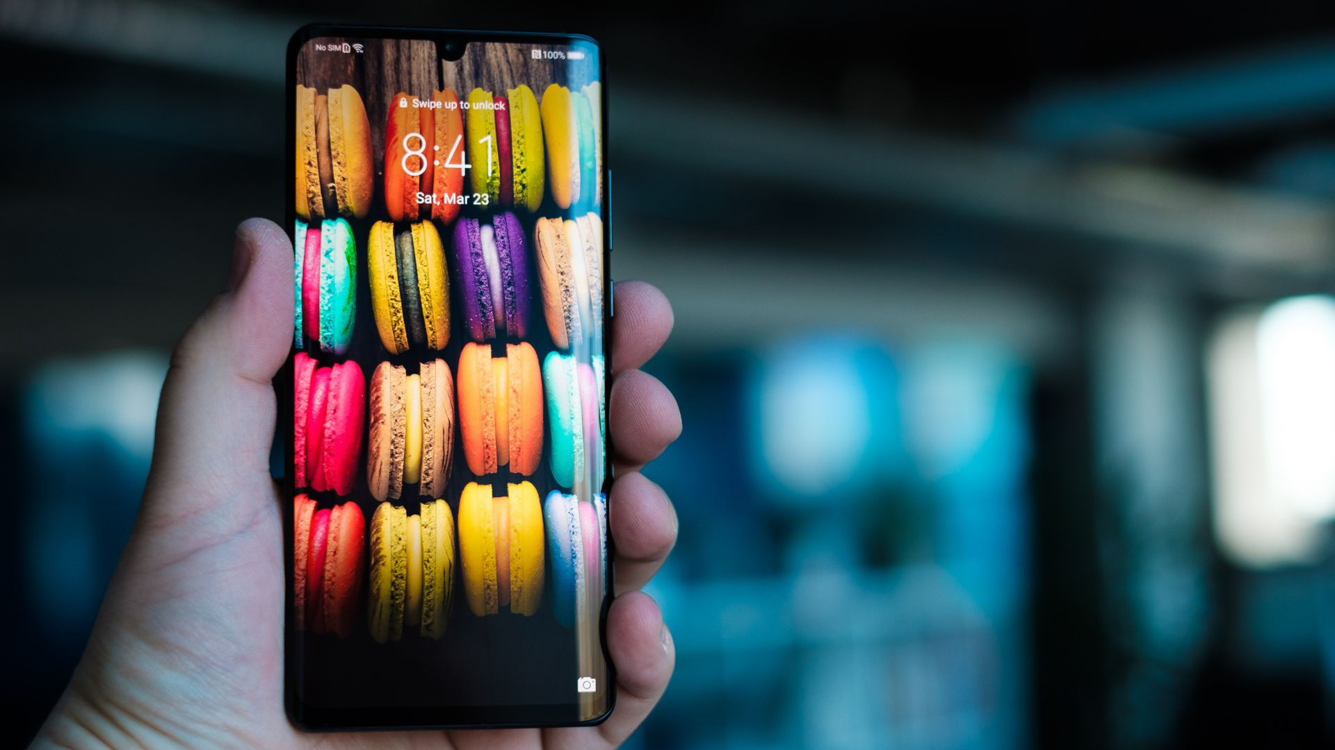 Приходите на Huawei с ръст от близо 40%