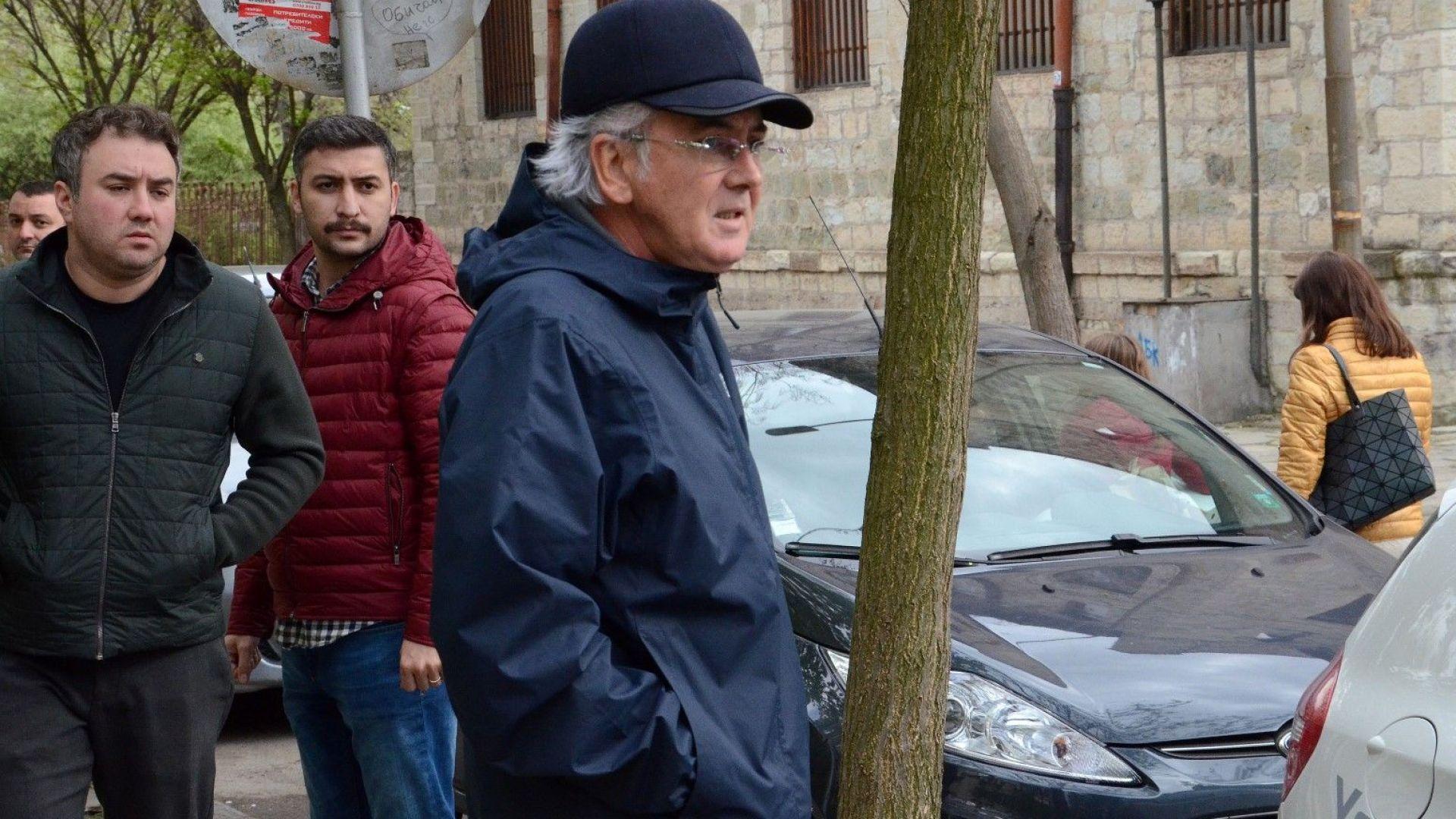 Съдът в Кърджали върна шофьорската книжка на Лютви Местан