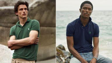 Polo Ralph Lauren пусна мъжки ризи от рециклирани пластмасови бутилки