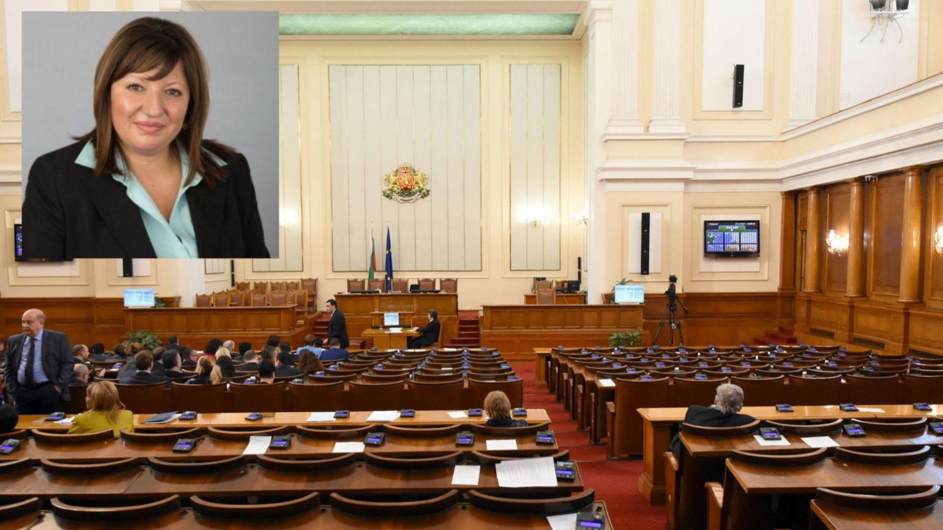 Парламентът избра кой ще смени Данаил Кирилов начело на правната комисия