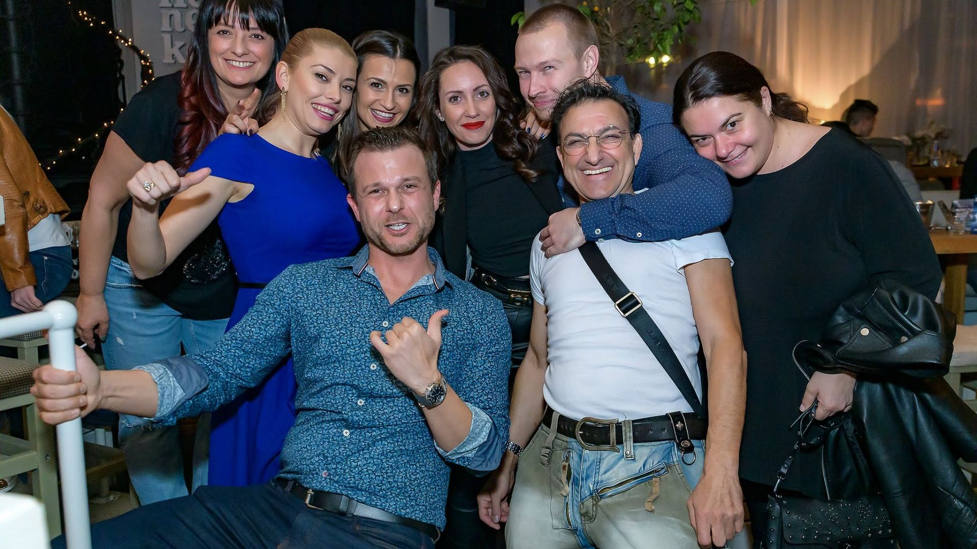 Ненчо Балабанов отпразнува 39-и рожден ден (снимки)