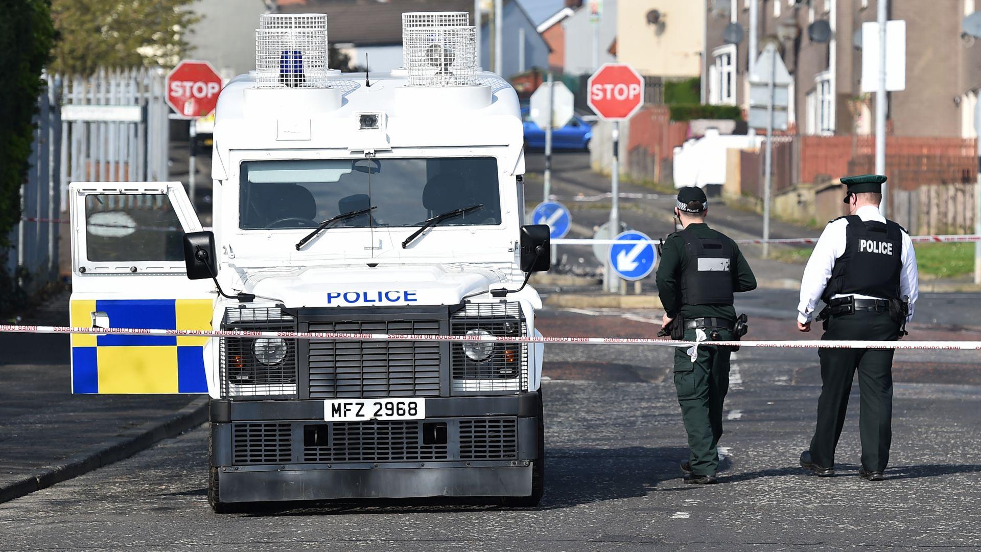 Застреляната жена в Северна Ирландия е била журналистка