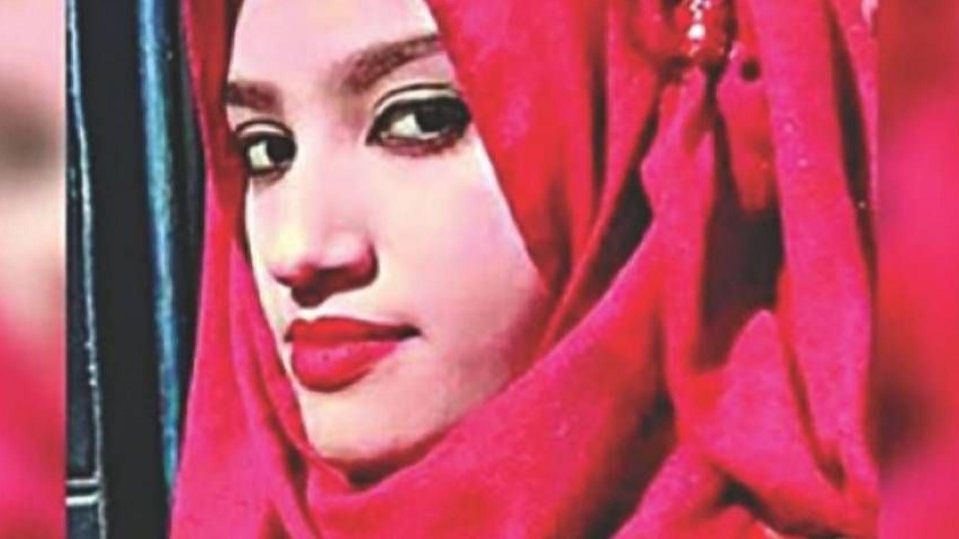 19-годишно момиче беше изгорено живо заради оплакване от сексуално посегателство