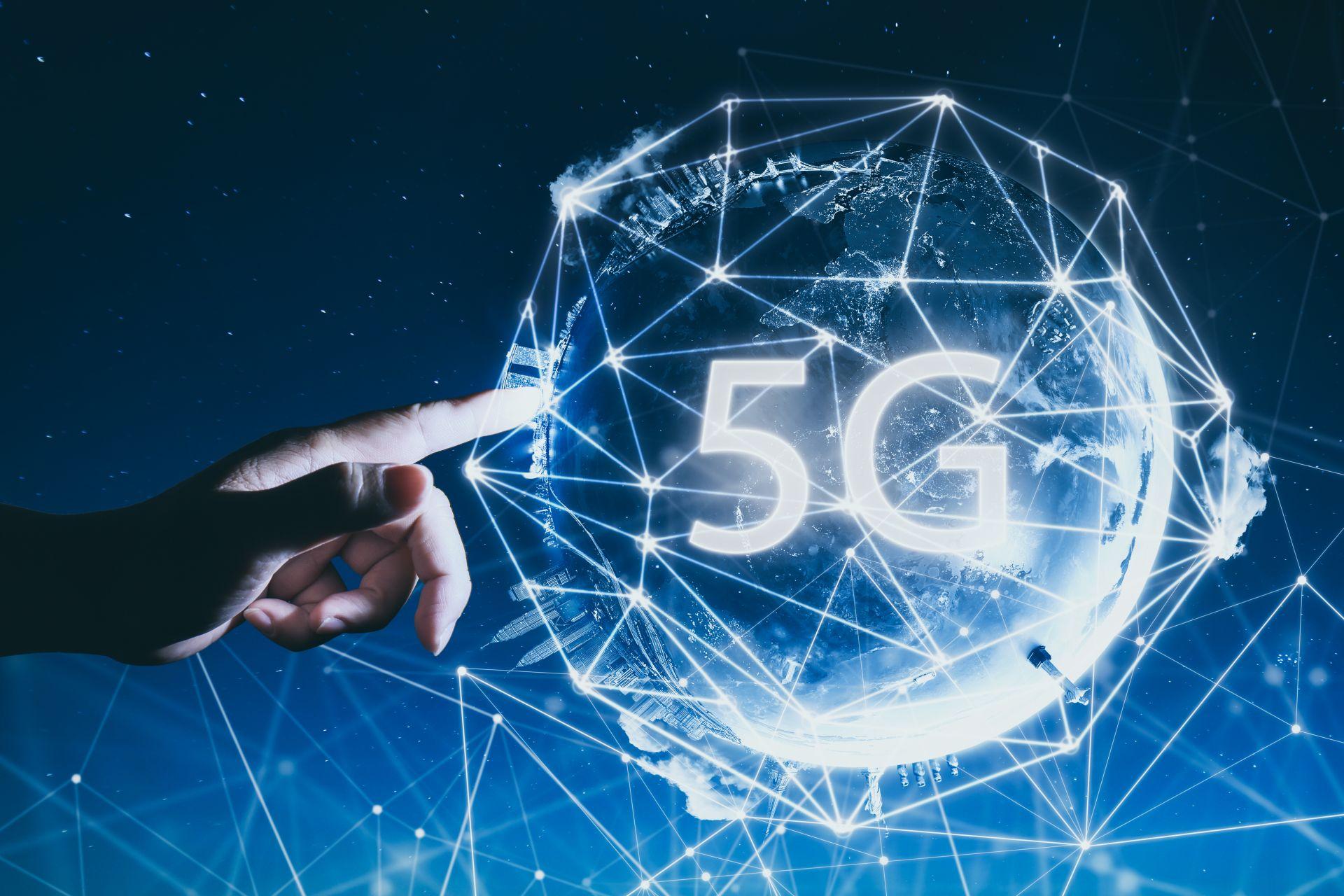 5G има потенциала да промени геополитическия облик на планетата