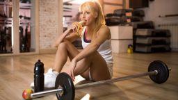 Тренировките по време на диета не са добри за костите