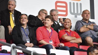 Стойчо Стоилов: Безобразно съдийство, футболът е мафия
