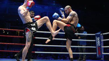 Осем български победи на бойната гала вечер SENSHI