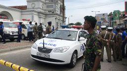 Военните в Шри Ланка въведоха безсрочно полицейски час (видео)