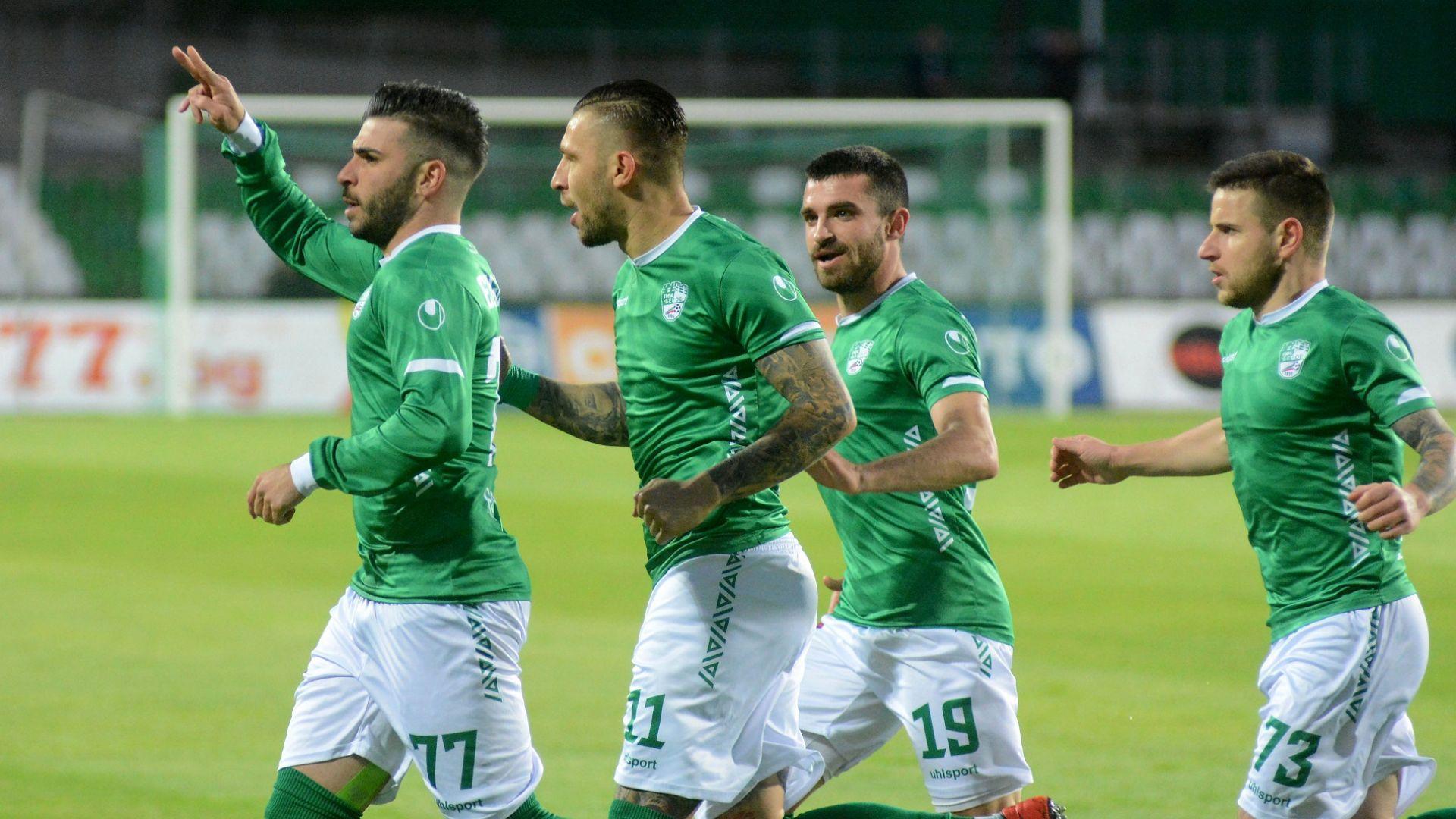 Берое се върна на победния път срещу Дунав