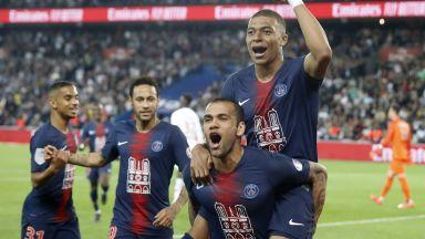 Очаквано: ПСЖ е шампион на Франция