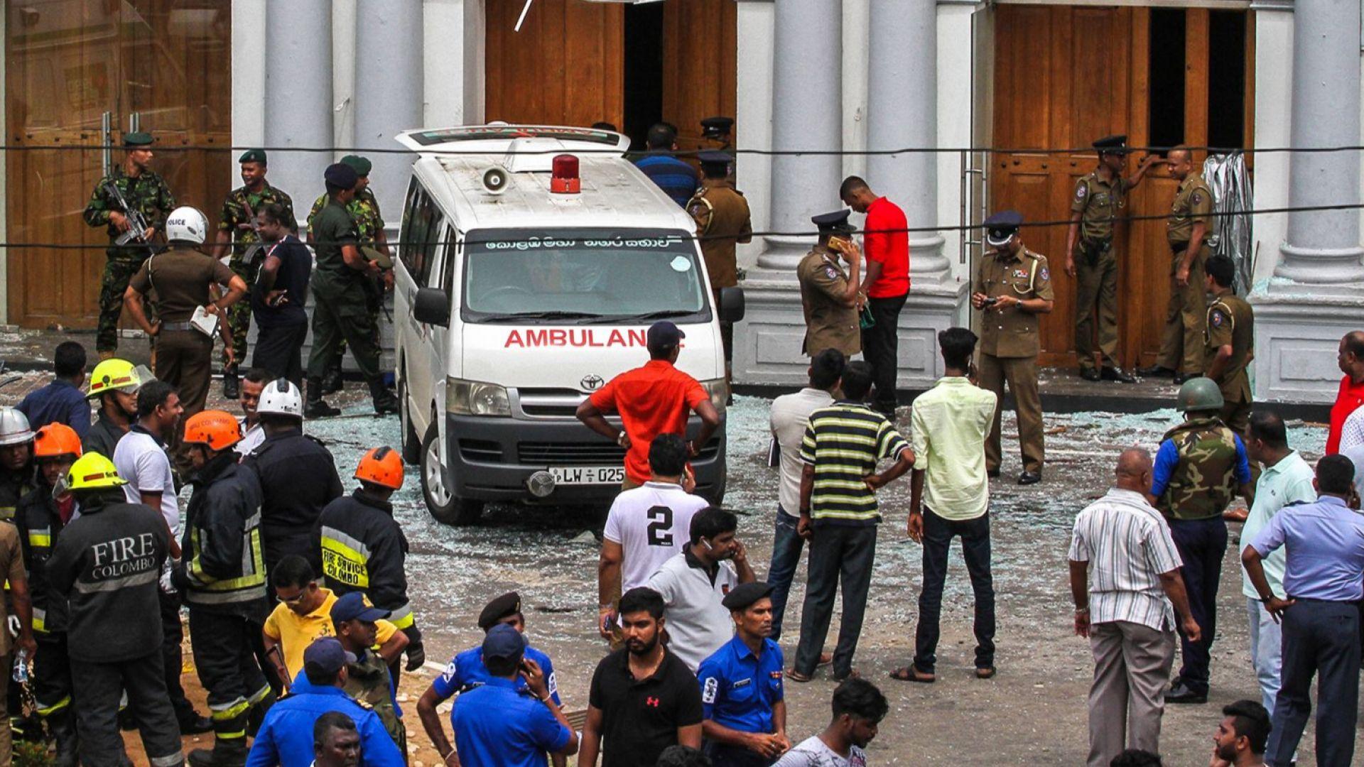 Снимка: Консулът ни в Делхи с важни съвети към българите, които искат да напуснат Шри Ланка