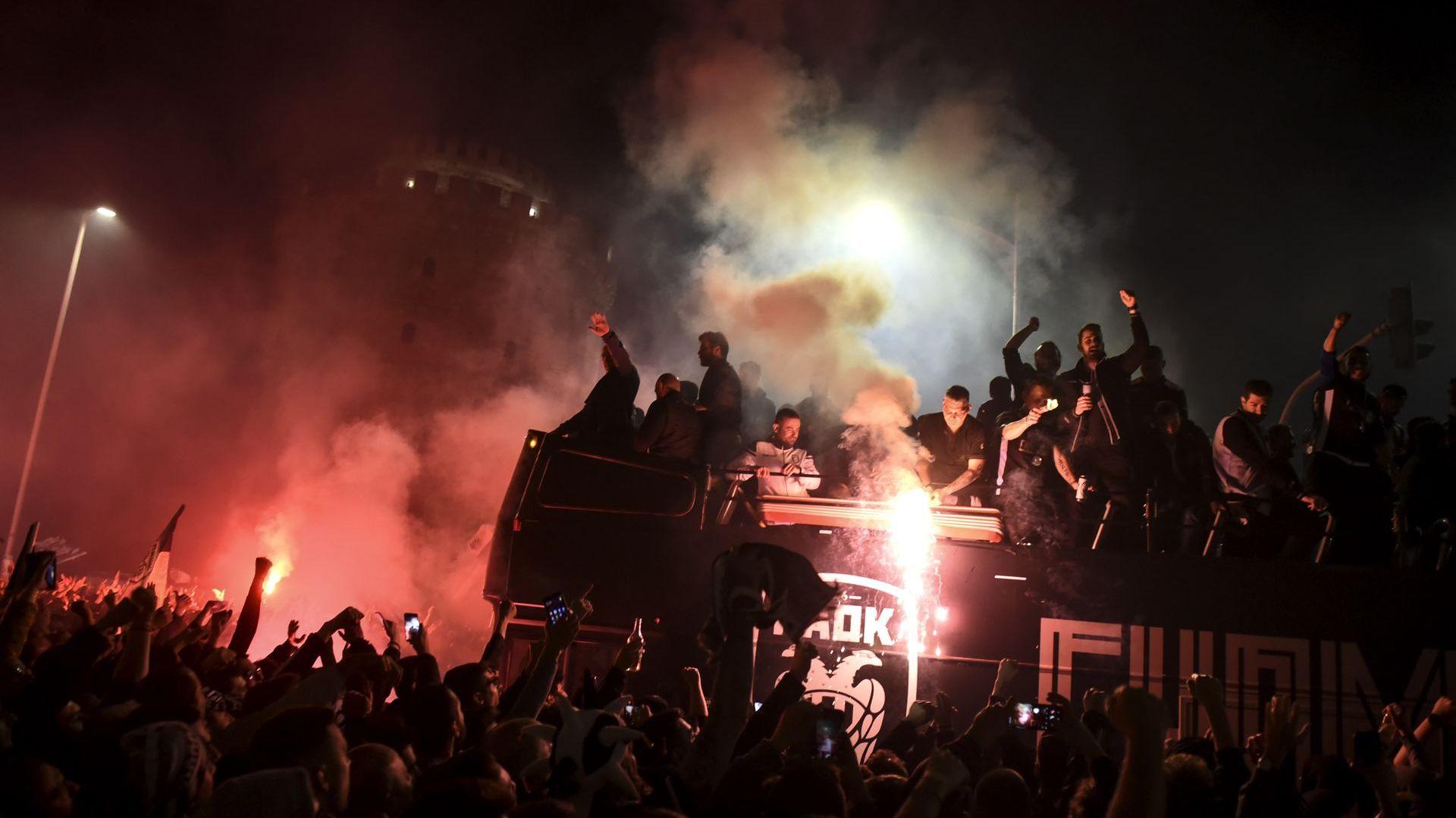 """Гърция търси помощ от ФИФА и УЕФА за """"рестарт на футбола в страната"""""""