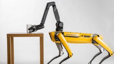 Boston Dynamics показа новите способности на робота Spot