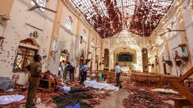 Издирват българин след атаките в Шри Ланка