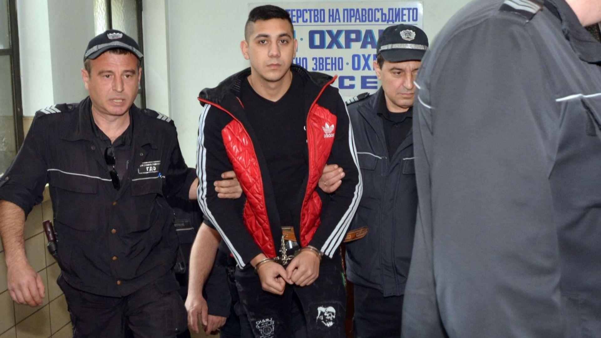 Присъдата на убиеца на Виктория Маринова влезе в сила